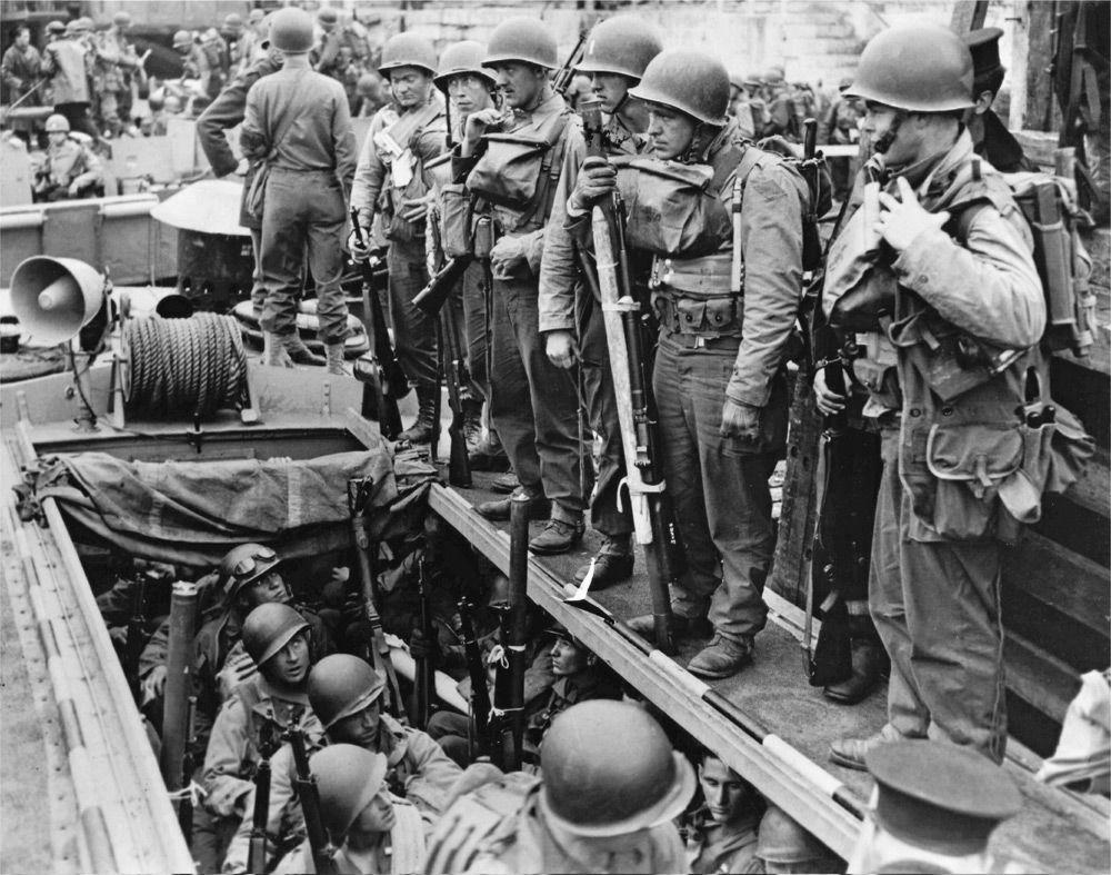 US Rangers D-Day 2