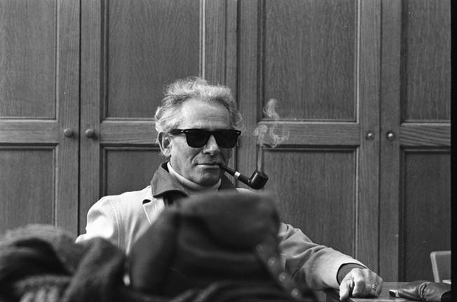 Sam Fuller in 1970