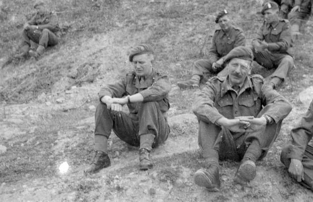 Commando Leaders