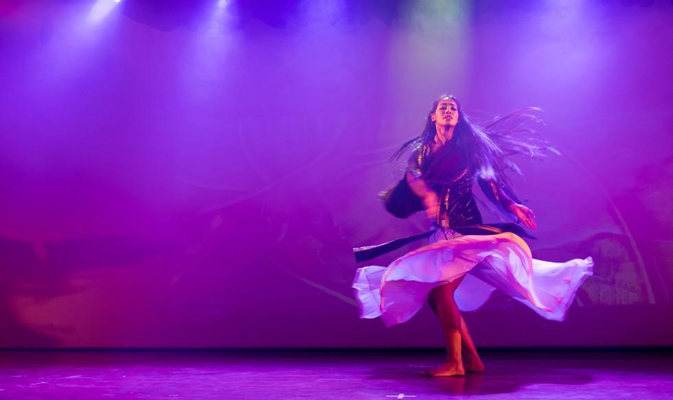 Dance of Scheherazade