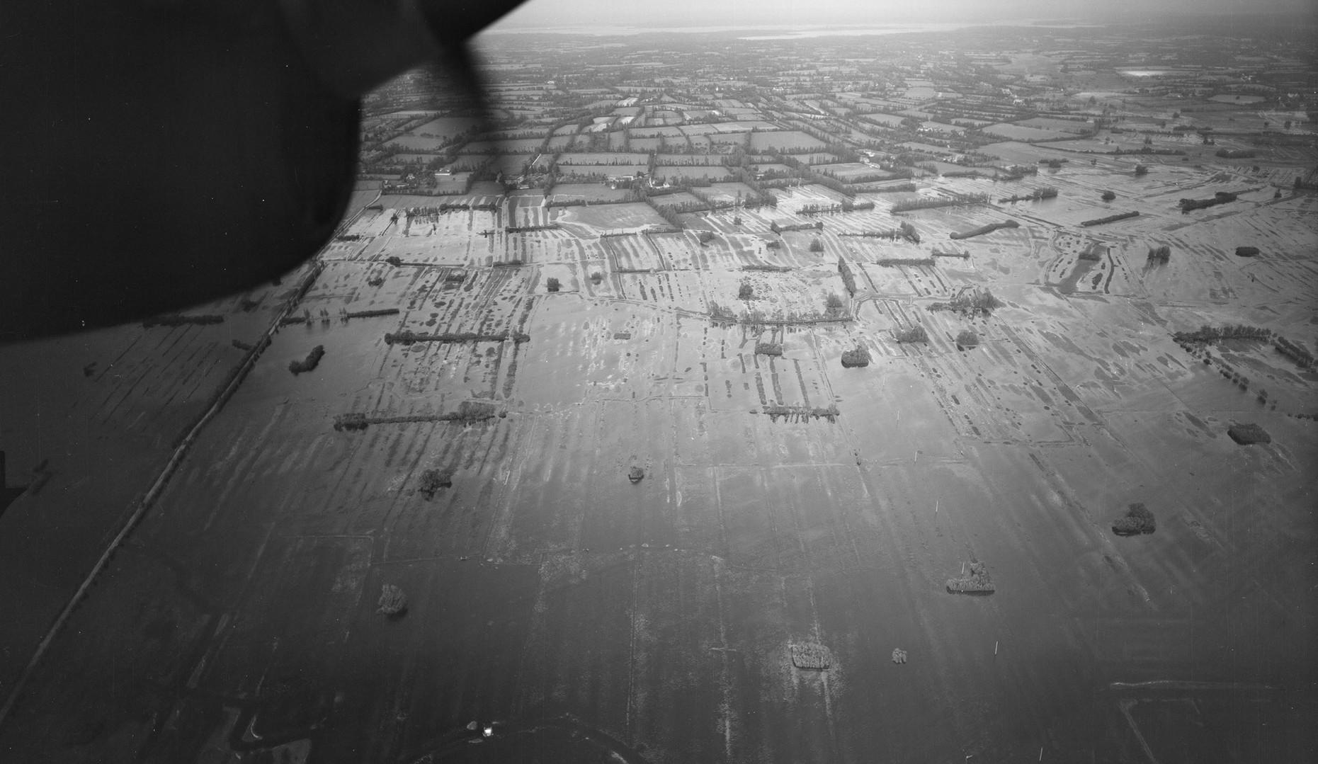 Flooded Cotentin