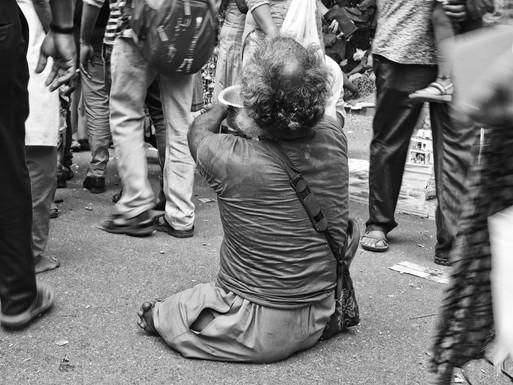 The beggar 1
