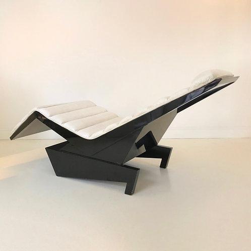 Emiel Veranneman Lounge Chair, circa 1970, Belgium.