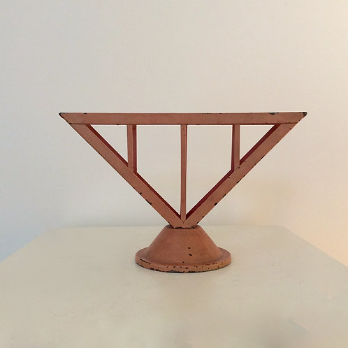 Marianne Brandt Napkin Holder, circa 1930, Germany.