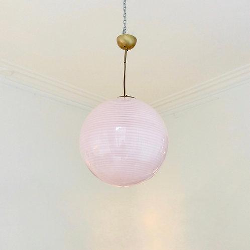 Murano Pendant Lamp, circa 1960, Italy.