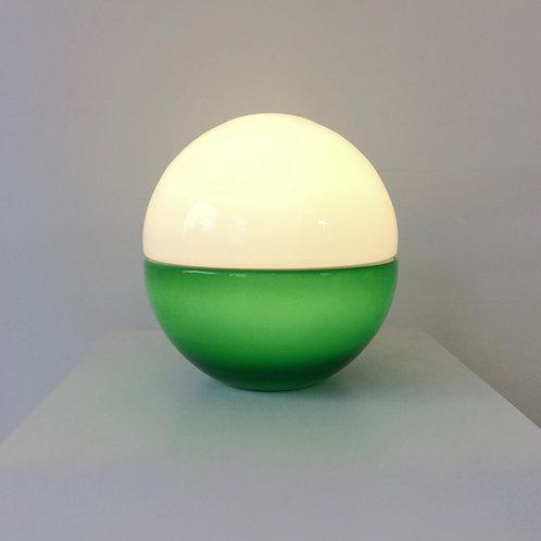 Murano Glass Table Lamp for Vistosi, circa 1960, Italy.