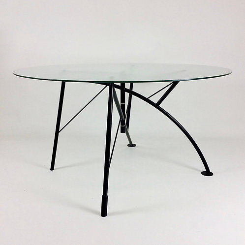 Philippe Starck 'Dole Melipone' Dining Table, Driade Edition, 1982, France.