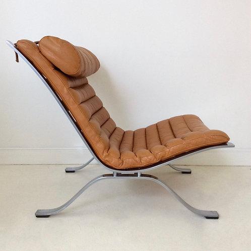 Arne Norell Ari Lounge Chair, circa 1965, Sweden.