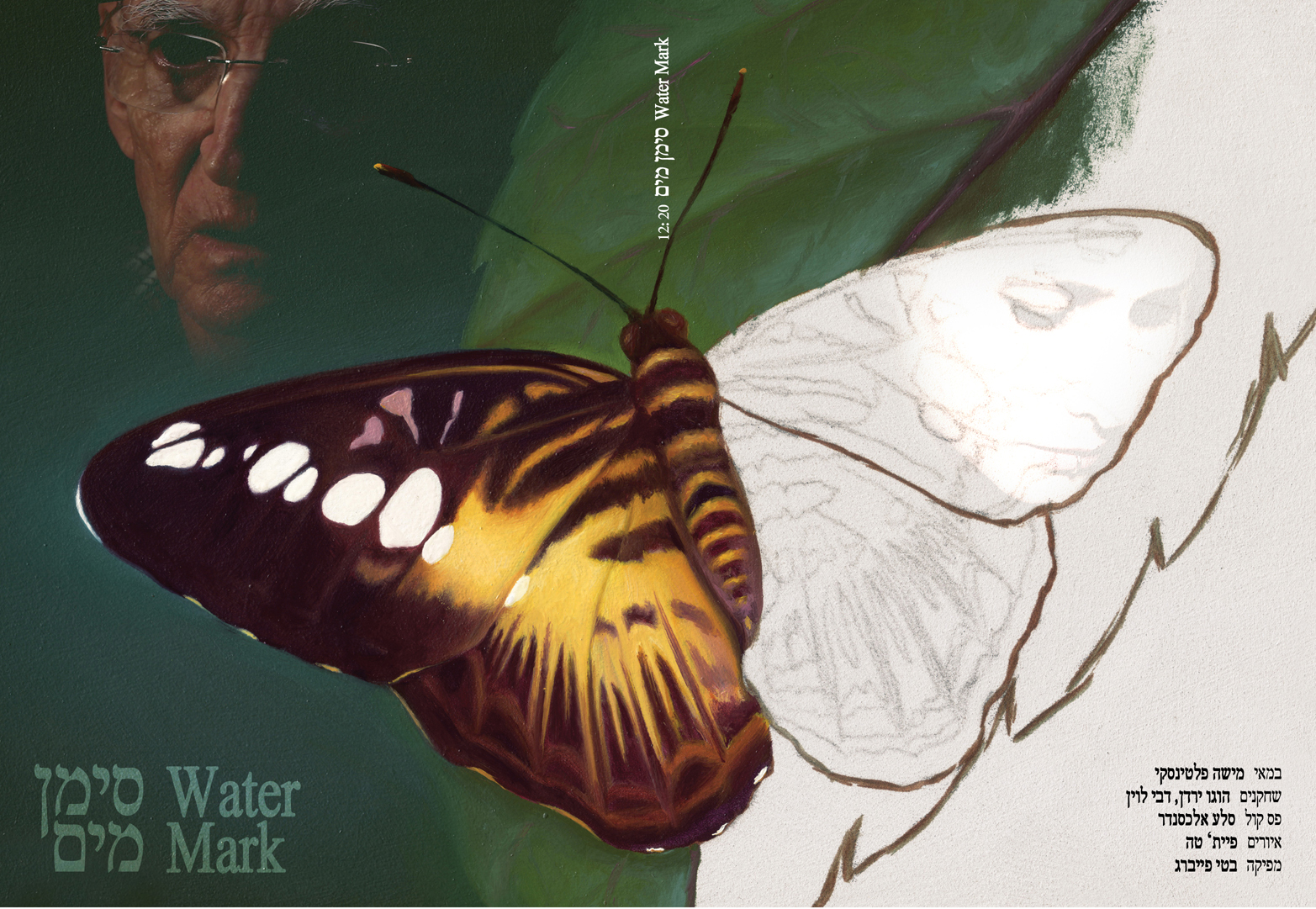 Watermark DVD cover