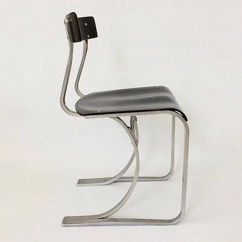 Marcel Breuer Chair Model no.WB 301, circa 1932, Switzerland.