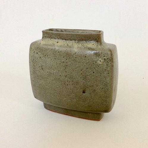 Pierre Culot Citroen Vase, circa 1970, Belgium.