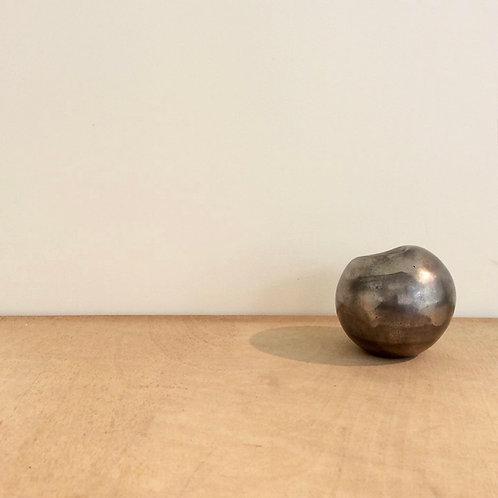 Annie Palisot Enameled Ceramic, circa 1970, Belgium.