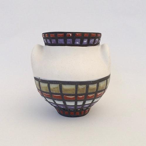 Roger Capron Ears Vase, circa 1950, France.
