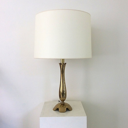 Raoul Scarpa Table Lamp, circa 1960, France.