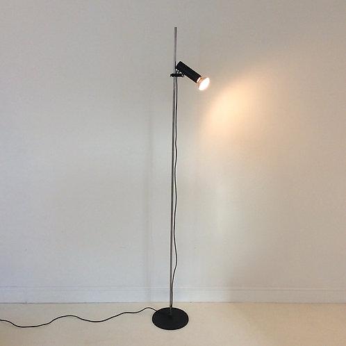 Gino Sarfatti Floor Lamp Mod.1055 for Arteluce, 1955, Italy.