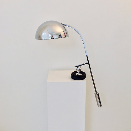 Mobile Table Lamp by Jacques Charpentier, circa 1970, France.