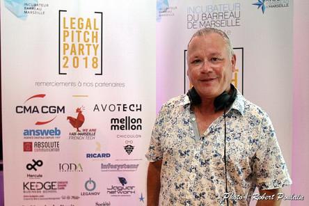 MIX LEGAL PITCH PARTY  MAISON DE L'AVOCAT