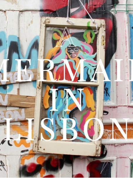 "PATRICK WATSON REVELA""A MERMAID IN LISBON"""