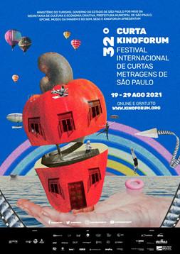 FESTIVAL INTERNACIONAL DE CURTAS METRAGENS DE SÃO PAULO - CURTA KINOFORUM
