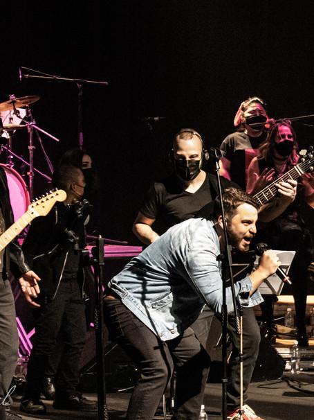 Gustavo Mazzei se apresenta em show Rock Memory no Teatro Opus neste final de semana