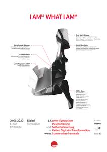 Am 8. Mai 2020 fand das bereits 13. AMM Symposium statt - diesmal digital als online Webkonferenz. Die Referenten waren Boris Schade-Bünsow, Laura Fogarasi-Ludloff und Dr. Simon Sirch