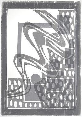 Doodle, 70 x 50 cm, 2019