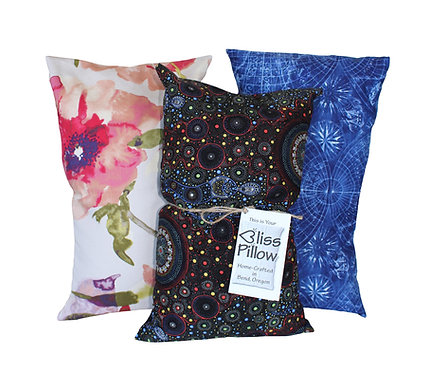 Spinefulness Bliss Pillows
