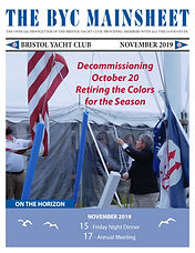 November 2019 Mainsheet FINAL Cover Only