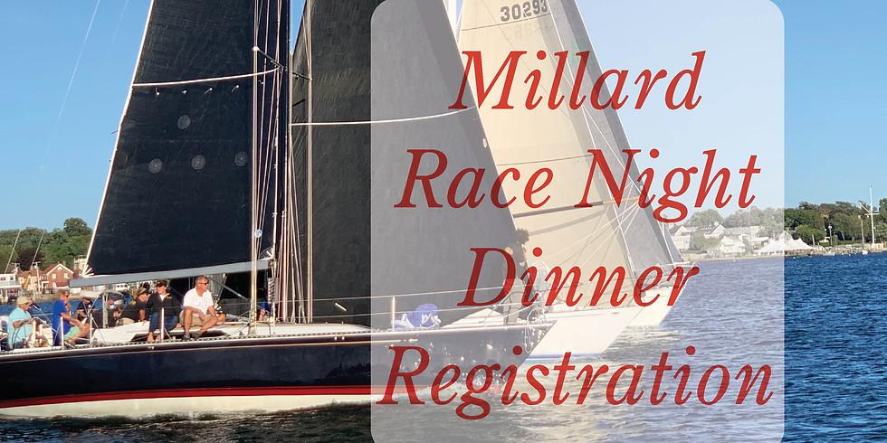 Millard Race Night Dinner