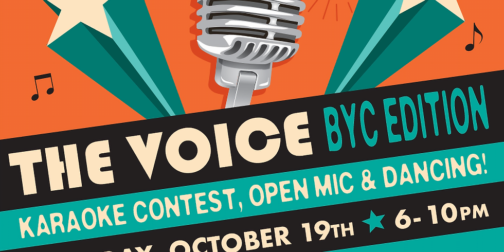 The Voice - BYC Edition of Karaoke Contest