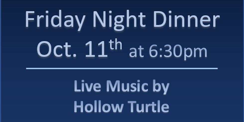Friday Night Dinner - 'Night of the Quahog'