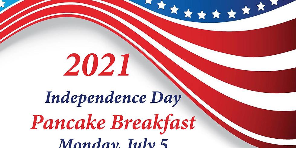 Independence Day Pancake Breakfast