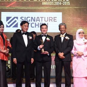 Signature Kitchen Wins BrandLaureate Award