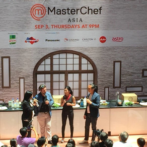 Signature Kitchen – the official kitchen for Masterchef Asia 2015