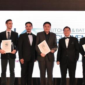 Signature Kitchen Wins Best Kitchen Award at DOTY 2015