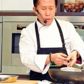 Celebrity Chef Martin Yan on Kitchen Designs