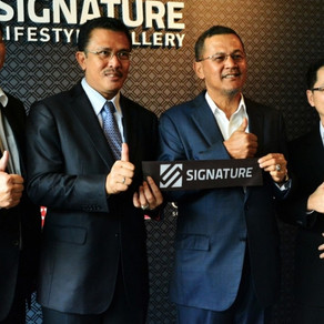 Signature Launches Another Lifestyle Gallery In Johor Bahru