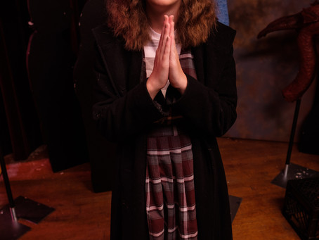 Meet the team of MOBY DICK! THE MUSICAL - Kelsey Skomer (Starbuck)