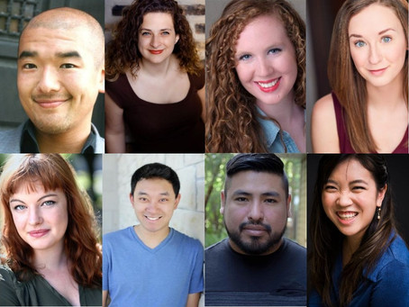 Cast and Creative Team Announced for The Cuckoo's Theater Project's Production of MOBY DICK! THE MUS