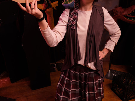 Meet the team of MOBY DICK! THE MUSICAL - Hannah Mary Simpson (Pip/Stubb/Ishmael/Starbuck U/S)