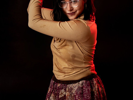 Meet the team of BARBECUE APOCALYPSE - Elena Tubridy (Lulu)