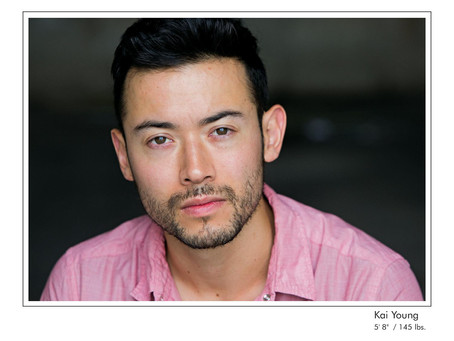 Meet the team of SHE KILLS MONSTERS - Kai Young (Fight Choreographer)