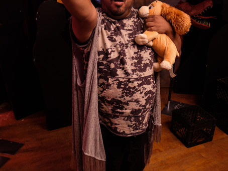 Meet the team of MOBY DICK! THE MUSICAL - Marc James (Pip/Mapple)