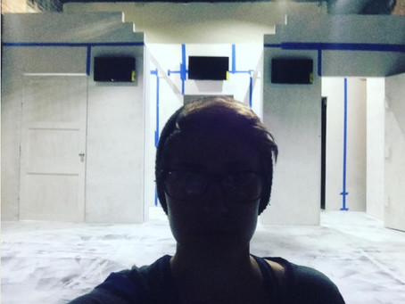 Meet the team of MOBY DICK! THE MUSICAL - Shannon Melick (Set/Props Design)