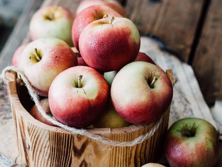 Croustade aux pommes végétalienne