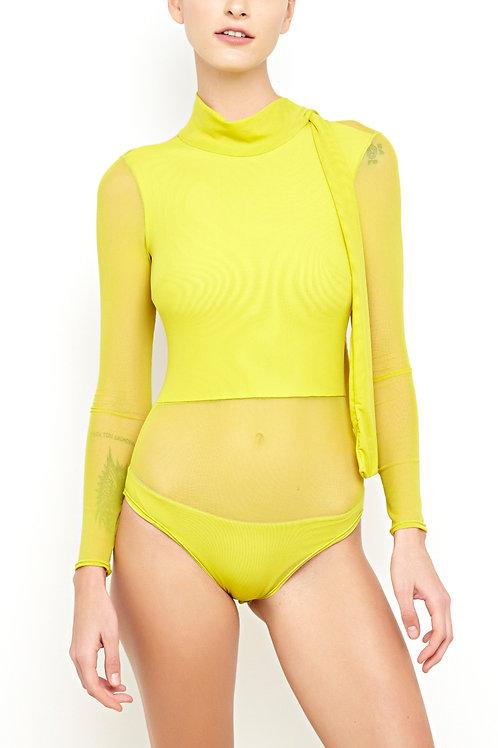 Body Lenço // Limão