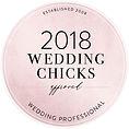 Wedding Chicks Preferred Vendor 2018