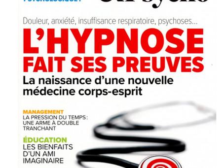 L'hypnose fait ses preuves..
