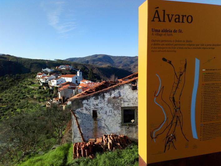 Aldeia de Álvaro, uma homenagem.