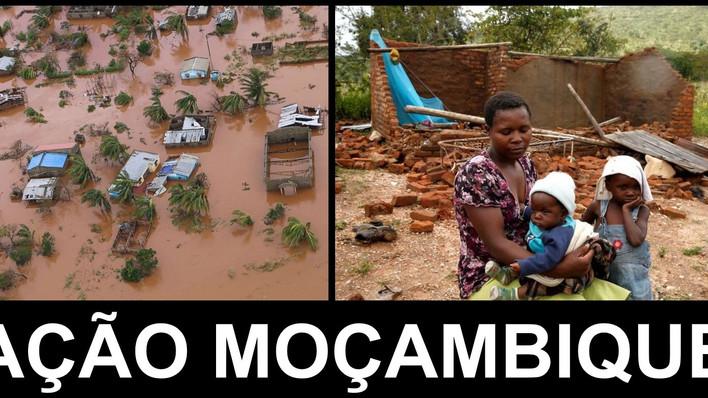 Regresso às origens: MOÇAMBIQUE!